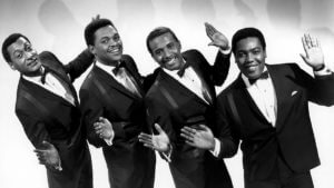 The Four Tops will be headlining Rewind South this summer